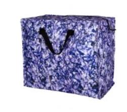 Bag med motiv - Bluebells