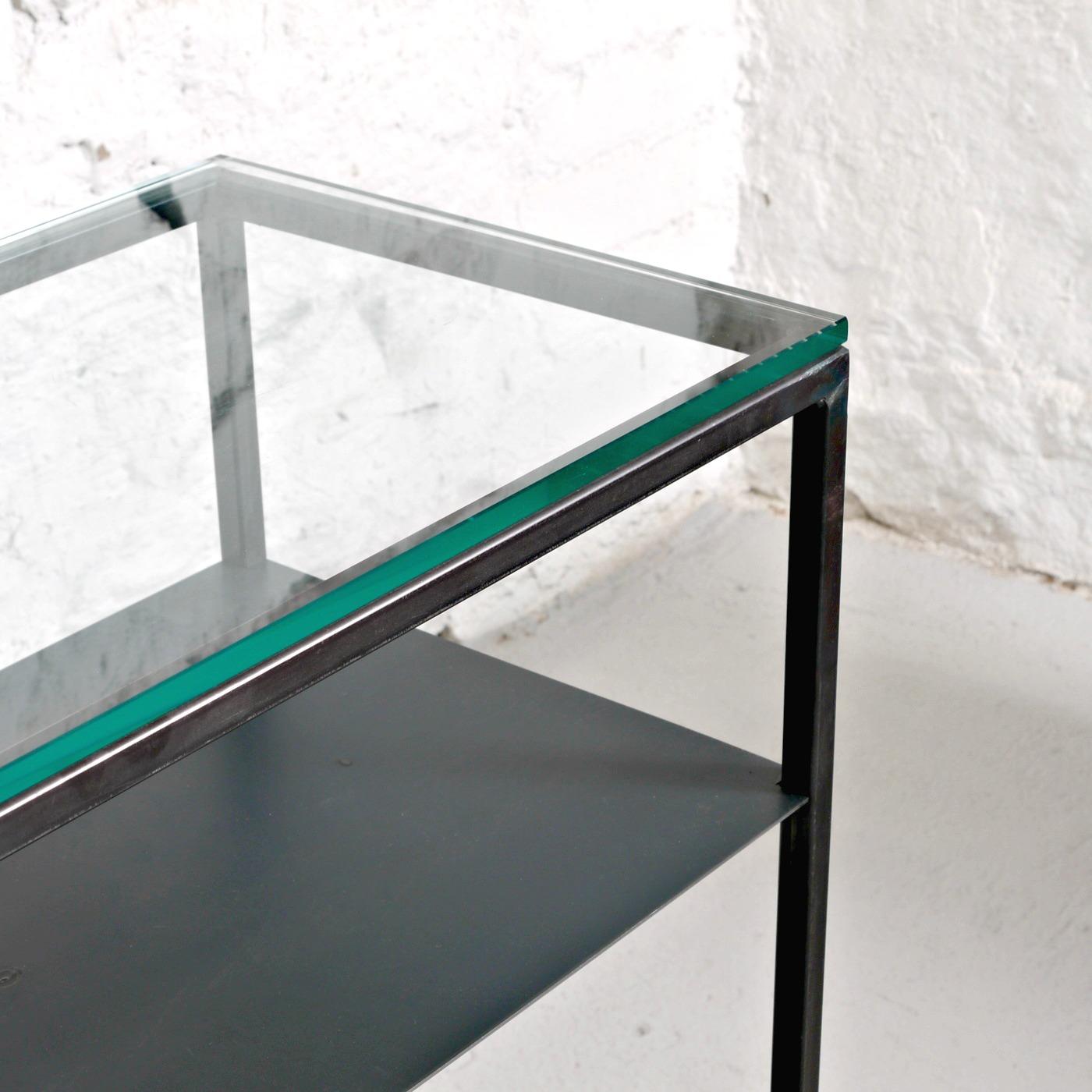 Sideboard, glasskiva