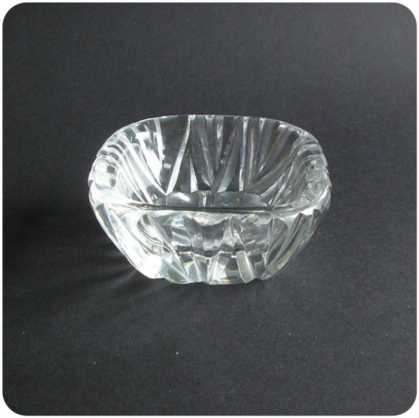 1825d tapio wirkkala iittala glass bowl cut boas antik. Black Bedroom Furniture Sets. Home Design Ideas