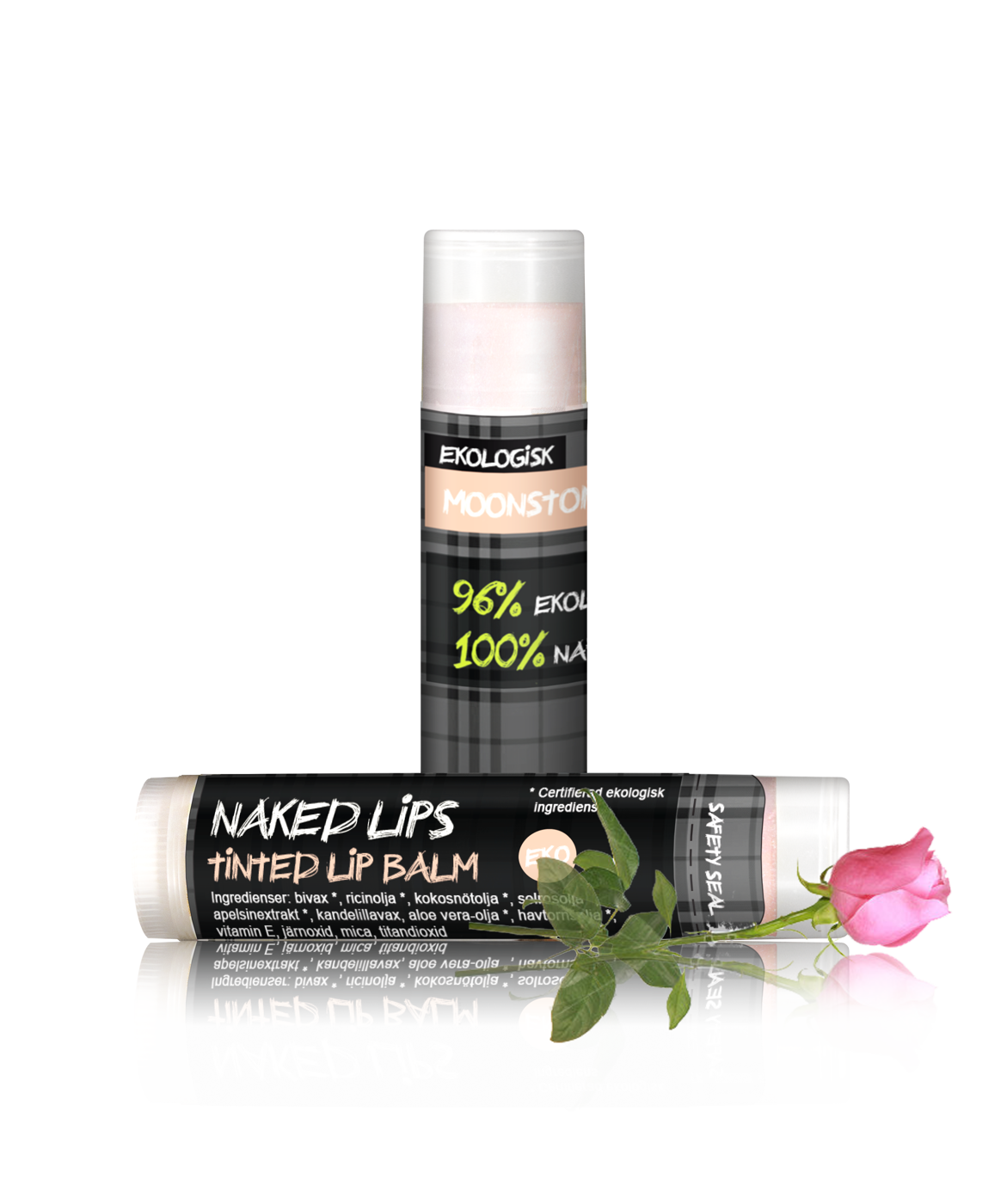 Naked Lips, Moonstone w rose April14