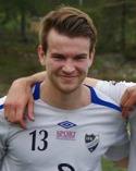Oscar Lidström gjorde hattrick mot Söråker.