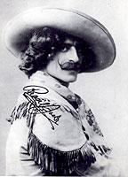 Brazil Jack, förfadern och inspirationskällan till Brazil's Mustaschvax.