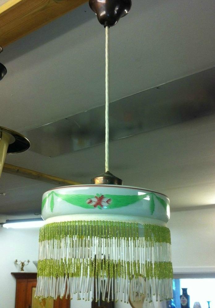 Beslysning o lampor Butik 66 retro, design och antik