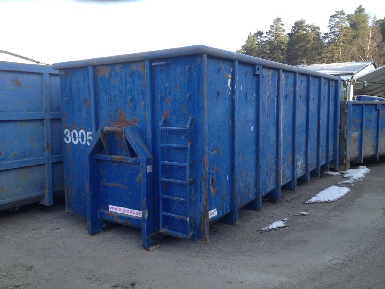30 kubiks ppen container liding lastbilscentral ab. Black Bedroom Furniture Sets. Home Design Ideas
