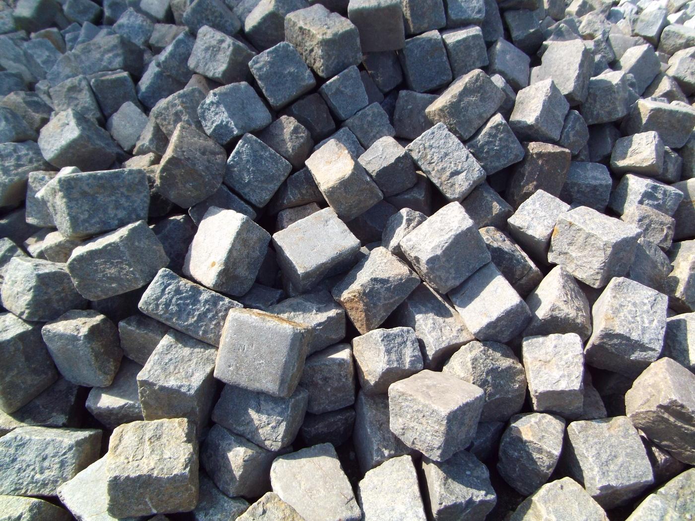 Kantsten granit begagnad