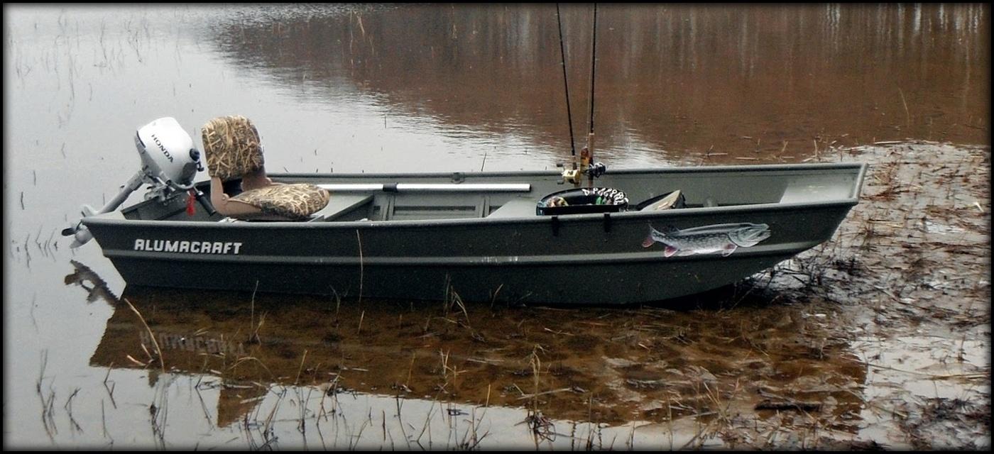 Aluminiumbåtar fiske