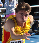 Andrej in action