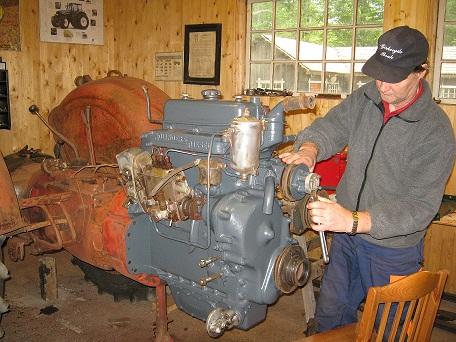 En total renovering av en Bm-36, tillverkad 57.