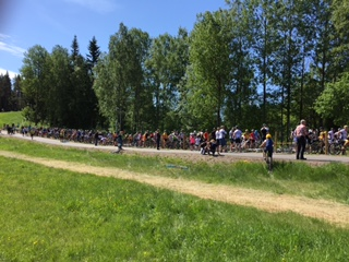 Starten Högbobiken 2016