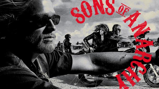 Sons of anarchy/ Bild från Netflix