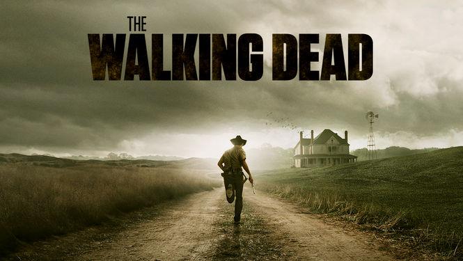 The walking dead / Bild från Netflix