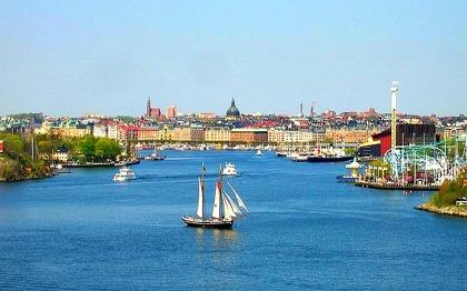Stockholm's best views