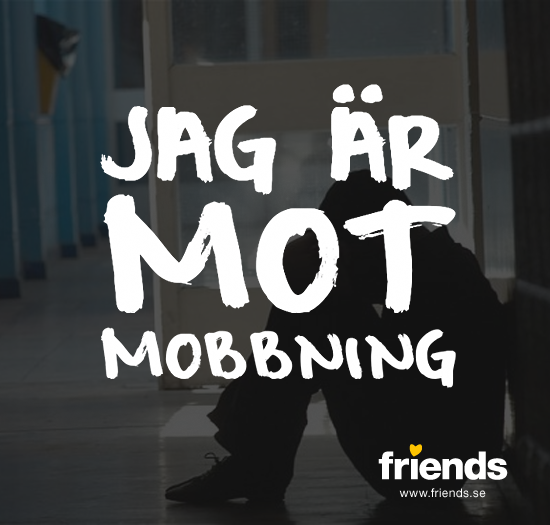 friends mot mobbning