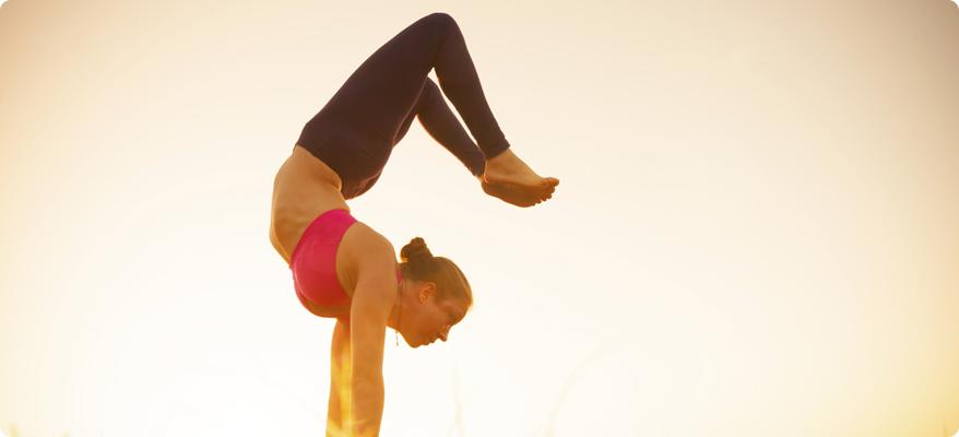 Yogaposition