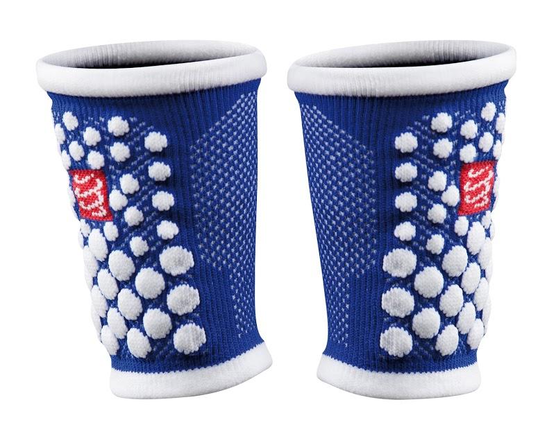 Sweatbands 3D.Dots - Blue