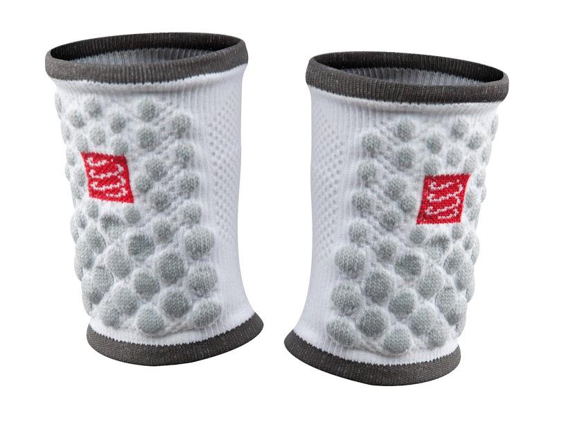 Sweatbands 3D.Dots - White