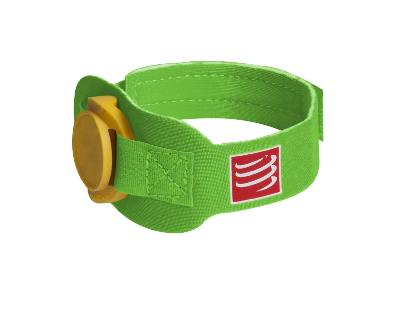 Timing Chip Strap - Green