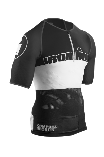 TR3 Aero Top - Ironman Stripes Black_new