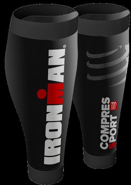 R2v2 Calf Sleeves - Ironman Black