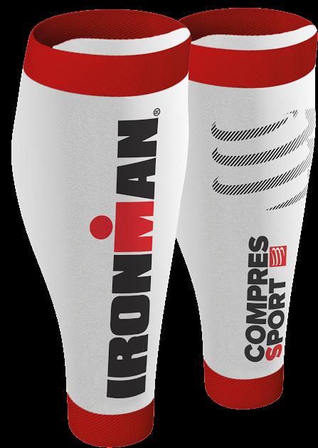 R2v2 Calf Sleeves - Ironman White