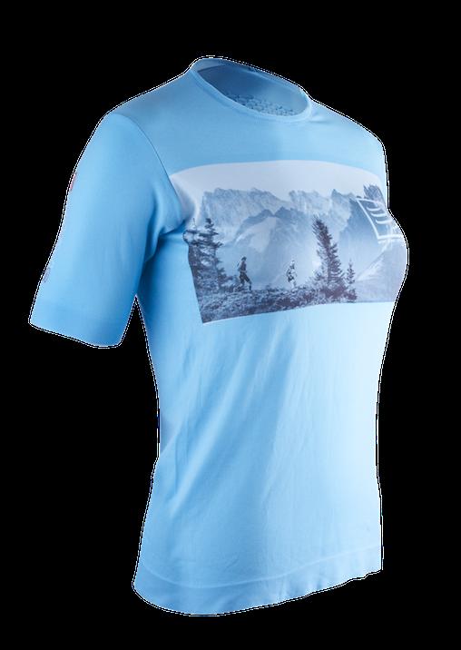 Training Tshirt W - Mont Blanc Edition 01 kopia