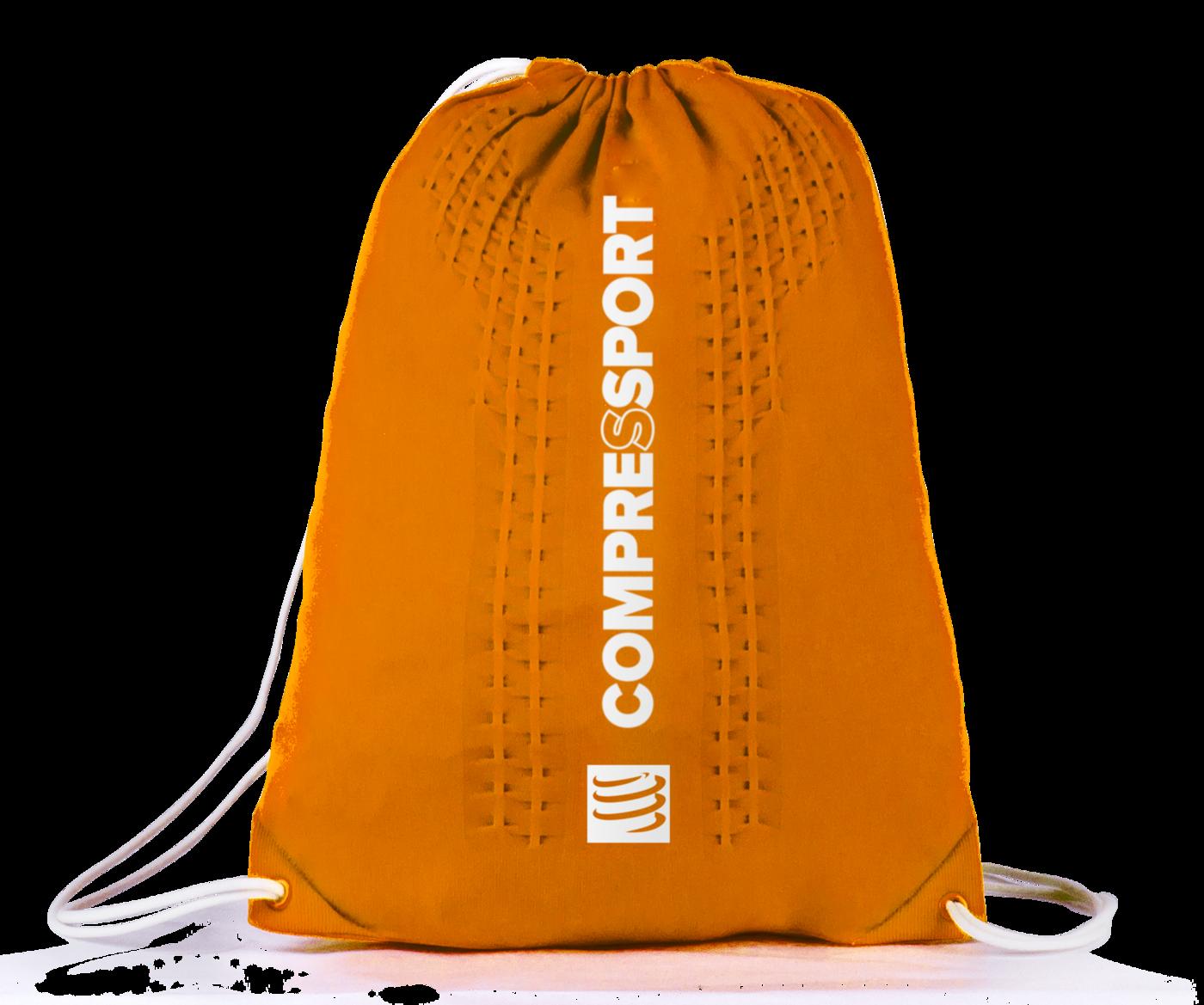 endless backpack orange