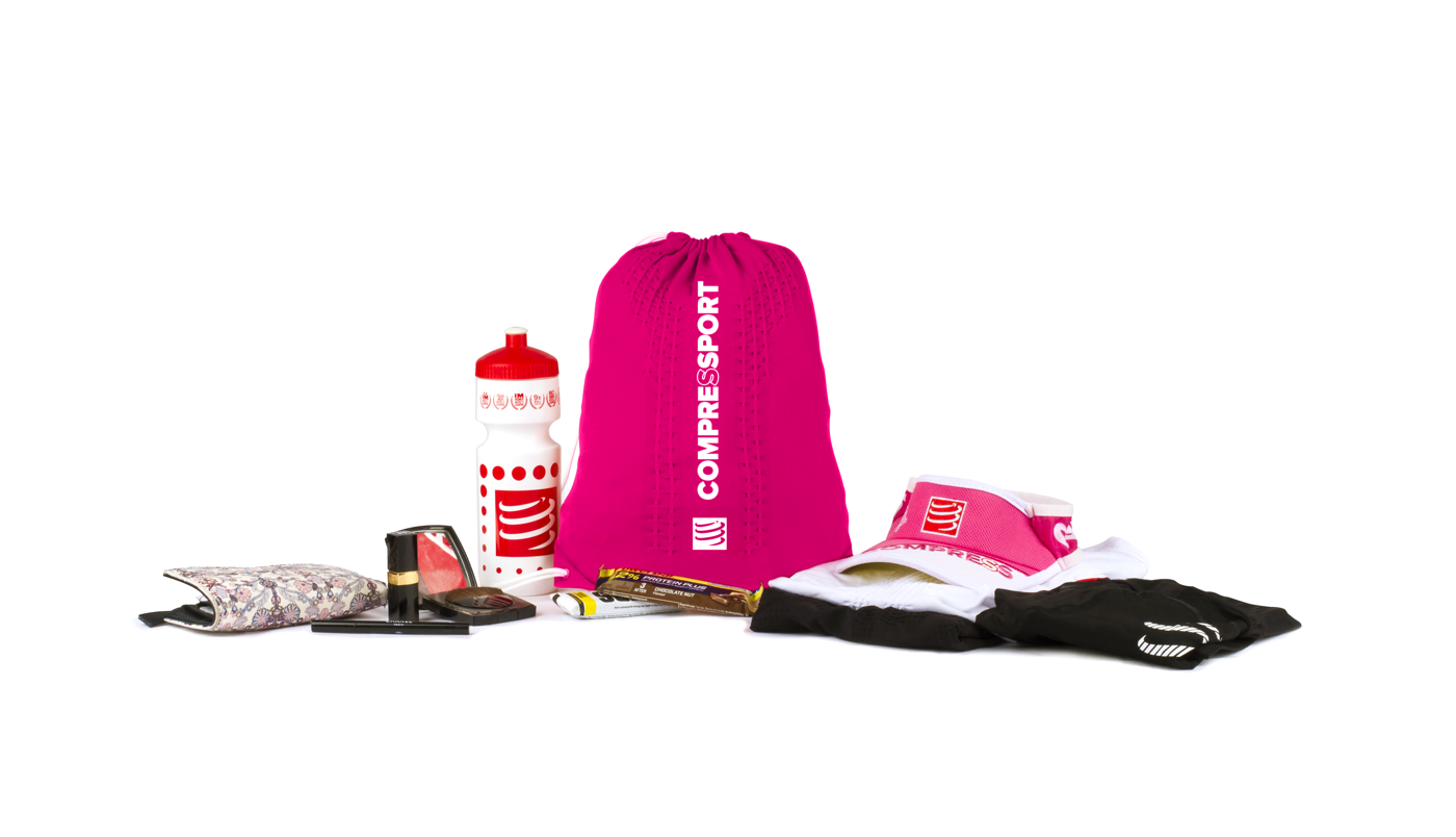 endless backpack girl gym