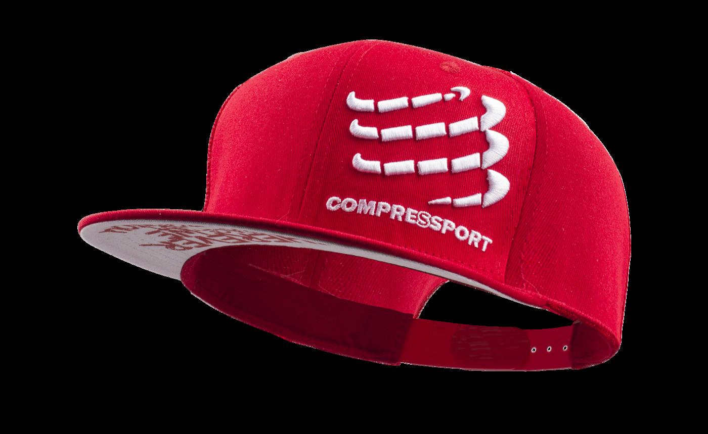 Flat Cap - Red