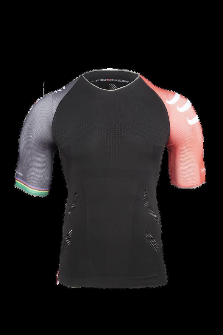 Pro Racing Triathlon Shirt Black 02 kopia