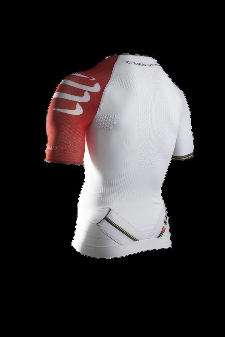Pro Racing Triathlon Shirt White 01 kopia