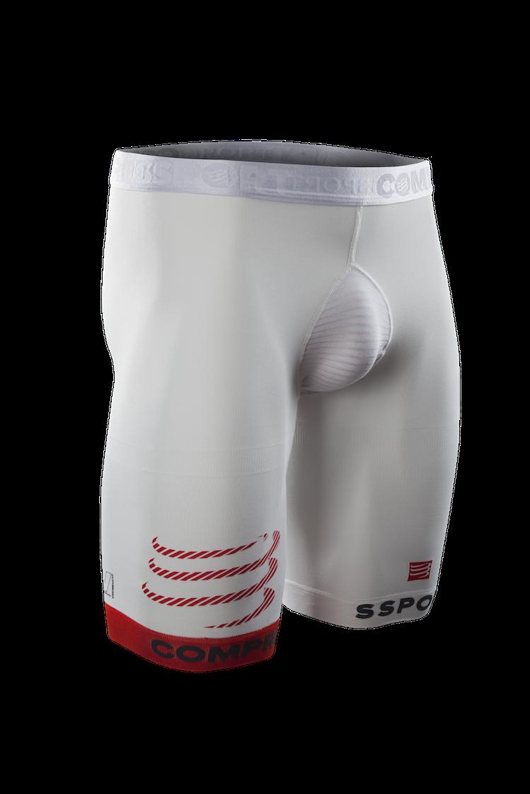 UW Multisport Short v1 - White 02 kopia