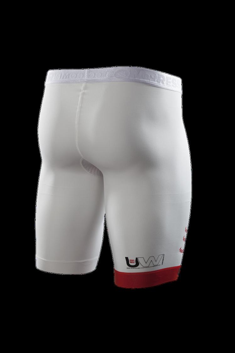 UW Multisport Short v1 - White 03 kopia