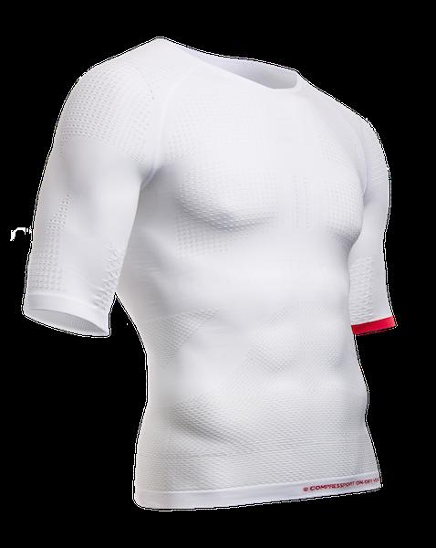 ON-OFF Multisport Shirt - SS - White