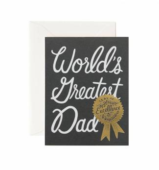 World's greatest dad - Kort