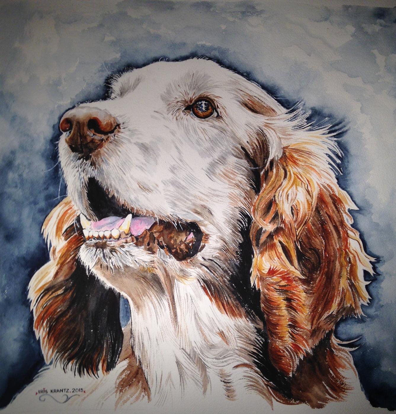 beställa målade tavlor