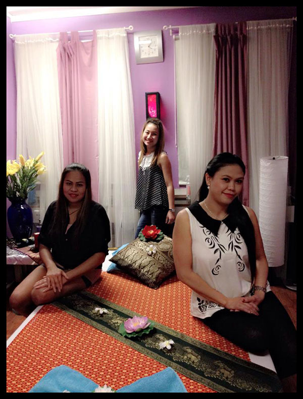 thaimassage uppsala finish