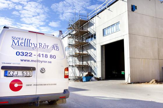 Start Stora Mellby Rör Rådgivning, installation och service