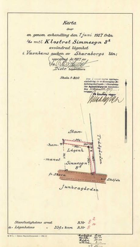 A. 36 (karta 2) Endast digital bild! Tilläggsköp till Runhem 1927. Insatt av Kent Friman, 2014-02-24. Läs mer på www-saj-banan.se! Lantmäterit Historiska Kartor