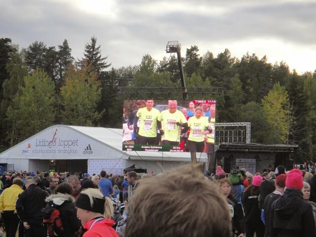 Anders Gyhlenius springer i mål!
