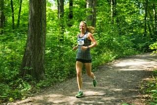 Glad, som sagt! Foto: Sofie Lantto, Runner's World