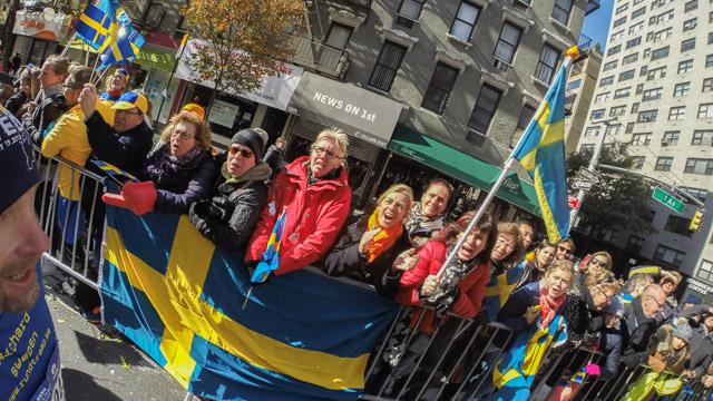 Svenskhörnan på 1st ave & 69 st – Tack för stödet!