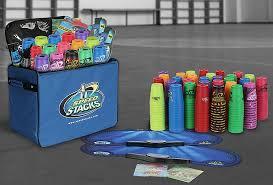 Sport Pack 30 set koppar, mattor och timers -