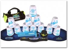 Komplett set Pro Series 2 White/Blue William Orrell - Pro Series 2 White/Blue William Orrel