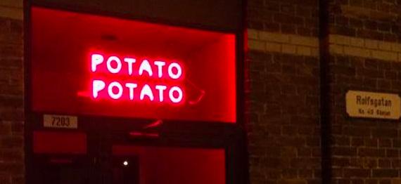 Teaterföreställning med PotatoPotato – teater, performance och scenkonst