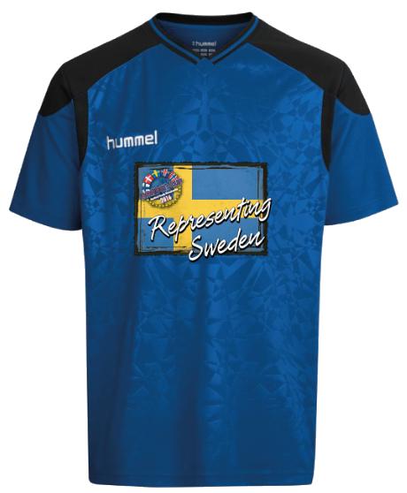 T-shirt Blå SWE