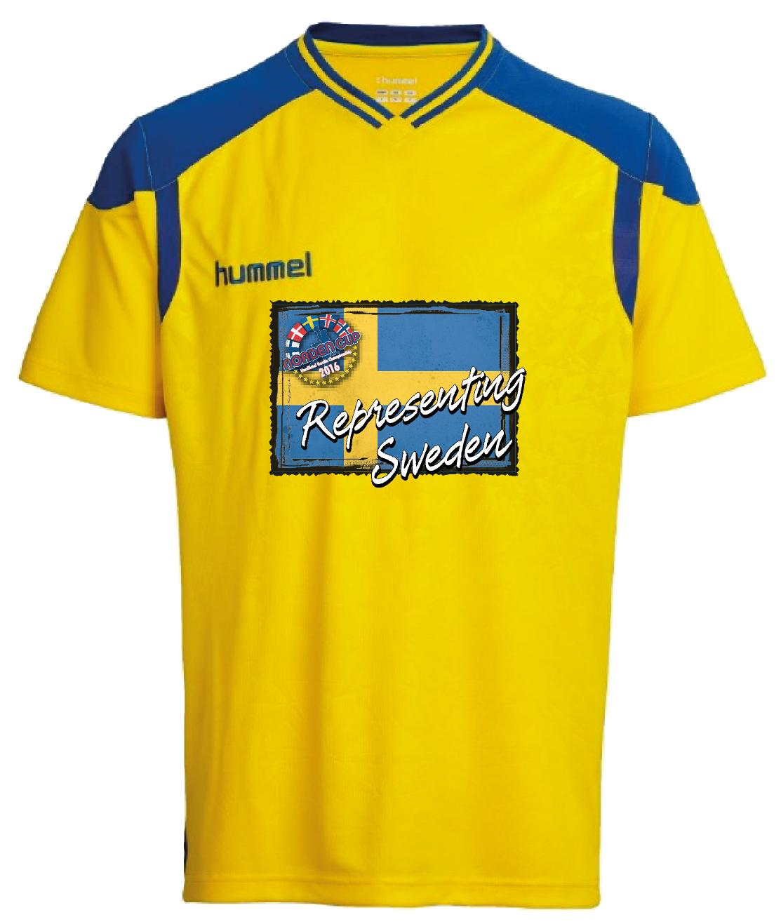 T-shirt Gul SWE