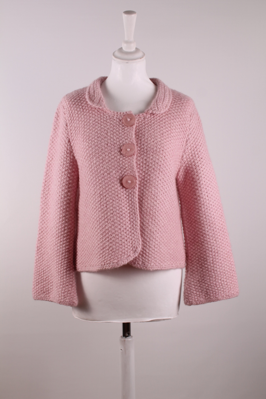 4.Melly-pink wool