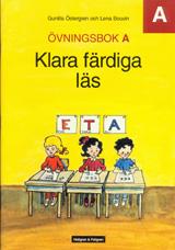 Klara färdiga läs – Övningsbok A