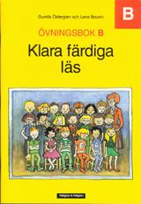 Klara färdiga läs – Övningsbok B