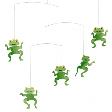 Flensted Mobiles Happy Frogs